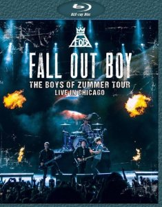 Fall Out Boy - The Boys of Zummer Tour: Live in Chicago (2016) [BDRip 1080p]