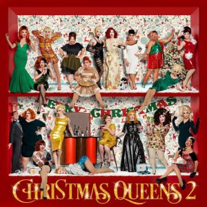 VA - Christmas Queens 2 (2016)