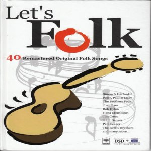 VA - Let's Folk - 40 Remastered Original Folk Songs [2CD] (2004)