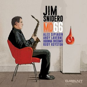 Jim Snidero - MD66 (2016) [HDTracks]