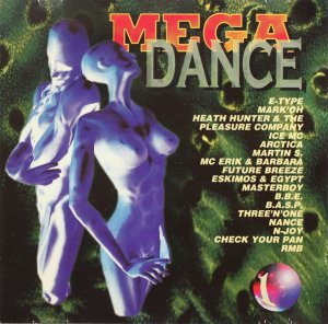 VA - Mega Dance Vol. 1 (1996)