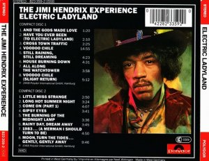 The Jimi Hendrix Experience - Electric Ladyland (1968) [1984]