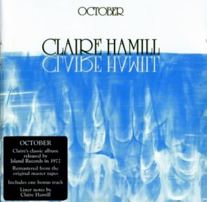 Claire Hamill - October (1972) Remastered (2007)