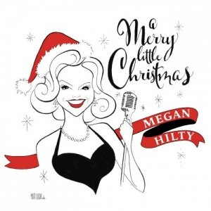 Megan Hilty - A Merry Little Christmas (2016)