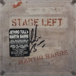 Martin Barre - Stage Left (2003)