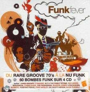 VA - Funk Fever [4CD Box Set] (2005)