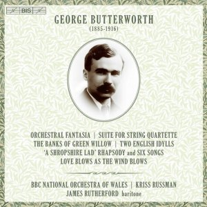 BBC National Orchestra of Wales, Kriss Russman - George Butterworth: Orchestral Works (2016) [HDTracks]