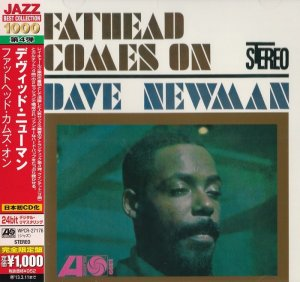 Dave Newman - Fathead Comes On (1961) [2012 Japan]