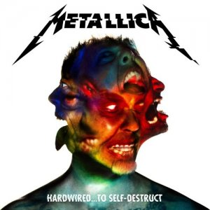 Metallica - Hardwired…To Self-Destruct (2016) [3CD Deluxe Edition]