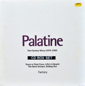 VA - Palatine: The Factory Story 1979-1990 (1991)