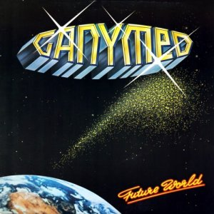 Ganymed - Future World (1979) LP