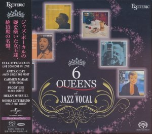 VA - 6 Queens Of Jazz Vocal (2016)