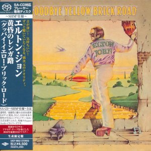 Elton John - Goodbye Yellow Brick Road (1973) [Japanese Limited SHM-SACD 2010] PS3 ISO