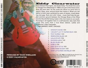 "Eddy ""The Chief"" Clearwater - Reservation Blues (2000)"