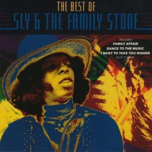Sly & The Family Stone - The Best Of Sly & The Family Stone (1992)