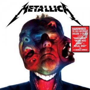 Metallica – Hardwired…To Self-Destruct (2016) [24bit Deluxe Edition]