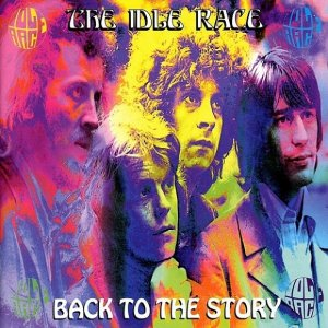 The Idle Race - Back To The Story (1996)
