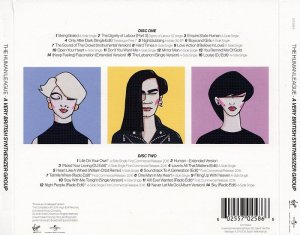 The Human League - A Very British Synthesizer Group [2CD Deluxe Edition] (2016)