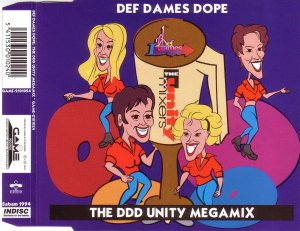 Def Dames Dope - The DDD Unity Megamix (1994)