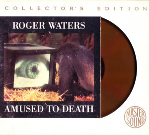 Roger Waters - Amused To Death (Limited Edition) (1992) (20 BIT SBM)