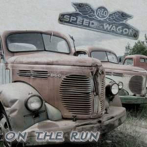 REO Speedwagon - On The Run (2016)