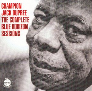 Champion Jack Dupree - The Complete Blue Horizon Sessions (2 CD) (2005)
