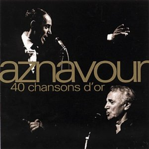 Charles Aznavour - 40 Chansons D'or (2 CD) (1996)
