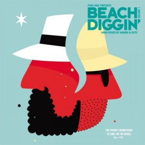VA - Pura Vida Presents: Beach Diggin' Volume 1 (2013)