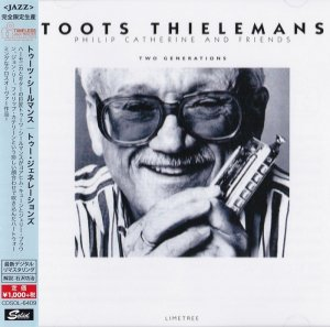 Toots Thielemans - Two Generations (1974) [2015 Japan]