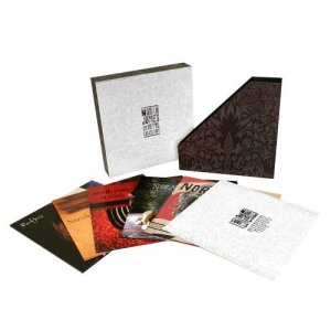 Norah Jones – The SACD Collection [6xSACD Remastered Limited Edition Box Set] (2012)