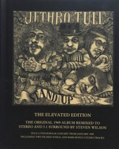 Jethro Tull - Stand Up (The Elevated Edition) (1969) (Remastered 2016)