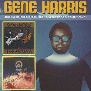 Gene Harris - The Three Sounds / Gene Harris Of The Three Sounds (2012)