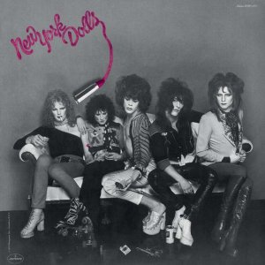 New York Dolls - New York Dolls (1973) [2014]