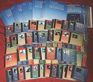 VA - The Blues Collection Series (1993-1996)