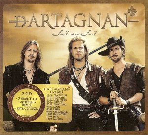 dArtagnan - Seit An Seit [Gold Edition] (2016)