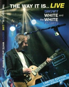 Snowy White - The Way It Is Live (2005) [Limited Edition]