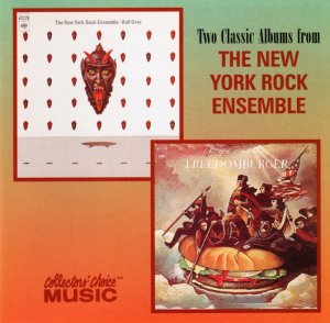 The New York Rock Ensemble – Roll Over / Freedomburger (1971 / 1972)