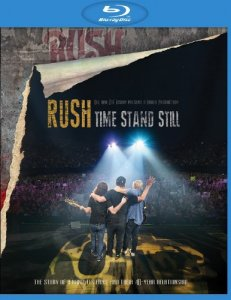 Rush - Time Stand Still (2016) [BDRip 1080p]