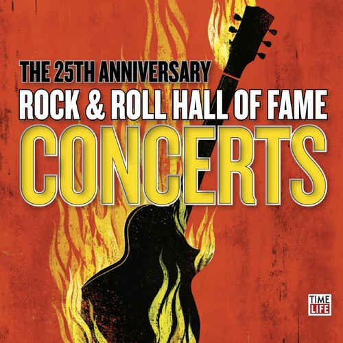 25th anniversary rock and roll hall of fame