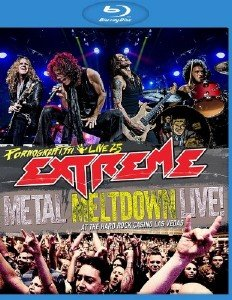 Extreme - Pornograffitti Live 25 : Metal Meltdown (2016) [BDRip 1080p]