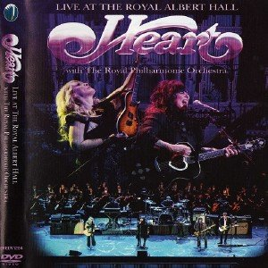 Heart - Live At The Royal Albert Hall (2016) [DVD9]