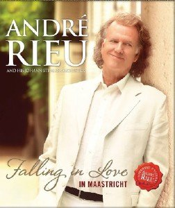 Andre Rieu - Falling in Love - Live in Maastricht (2016) [BDRip 1080p]