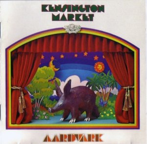 Kensington Market - Aardvark (1969) Remastered (2008)