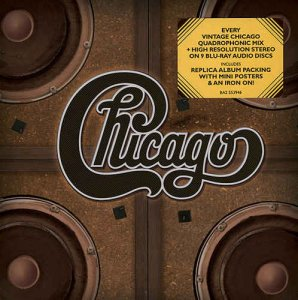 Chicago - Quadio [9 Disc Blu-Ray Audio Box Set] (2016)