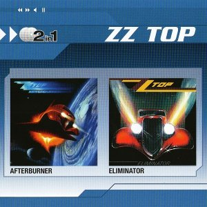 ZZ Top - Afterburner / Eliminator (2008)