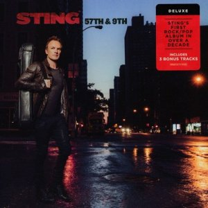 Sting - 57th & 9th [Deluxe Edition] (2016) [HDTracks]