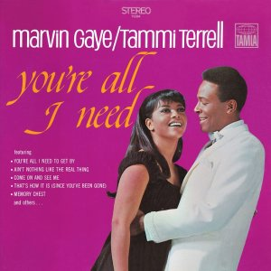 Marvin Gaye, Tammi Terrell - You're All I Need (1968) [2016] [HDTracks]