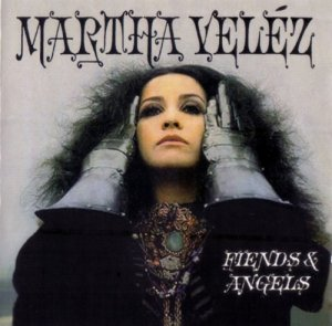 Martha Velez - Fiends And Angels (1969) (2008) Lossless