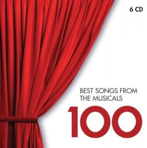 VA - 100 Best Songs from the Musicals [6CD Box Set] (2012)