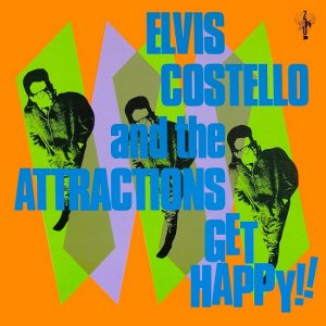 Elvis Costello and the Attractions - Get Happy!! (1980) [2015] [HDTracks]